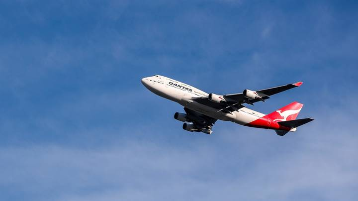 Qantas CEO Says Coronavirus Vaccine Will Be Necessary To Fly