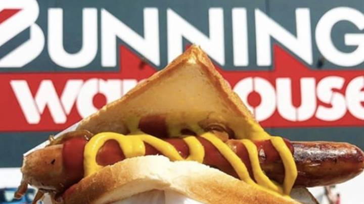 Bunnings Is Finally Bringing Its Sausage Sizzles Back To NSW And The ACT