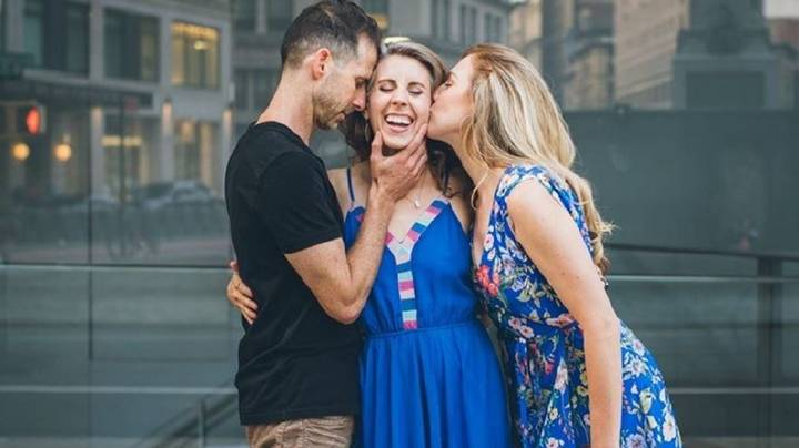 Man Ended 19-Year Marriage For Polyamorous Relationship With Two Women
