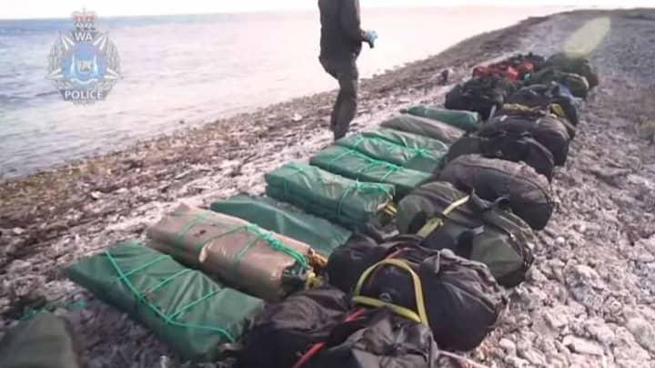 Men Arrested Over £500m Drug Haul After Being Stopped By Huge Seal