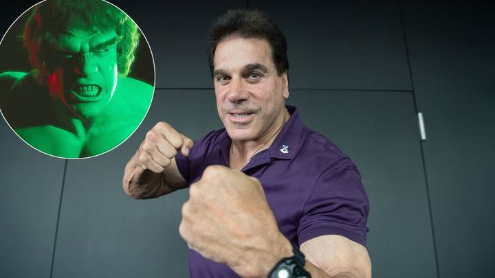 Incredible Hulk Actor Lou Ferrigno Is Now Real Life Sheriff's Deputy