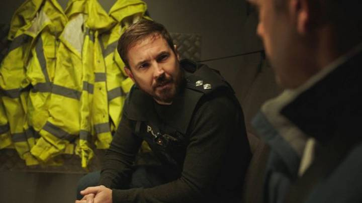 Martin Compston Says Viewers Will 'Need Therapy' After This Week's Line Of Duty