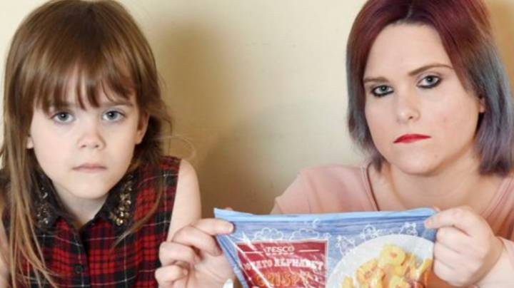 Mum Fears Autistic Daughter Could Starve Because Tesco Is Discontinuing Alphabet Potato Shapes