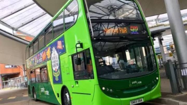 Bus Driver Suspended For 'Refusing To Drive With Pride Flag On Double Decker'