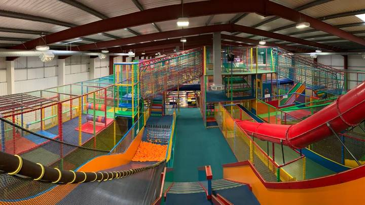 UK Soft Play Centre Launching Adult Nights With Buy-One-Get-One-Free Drinks