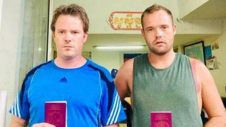 Drunk British Tourists Forced To Write Letter Promising To Behave In Cambodia