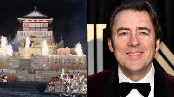 'Takeshi's Castle' Is Returning With Jonathan Ross As Commentator