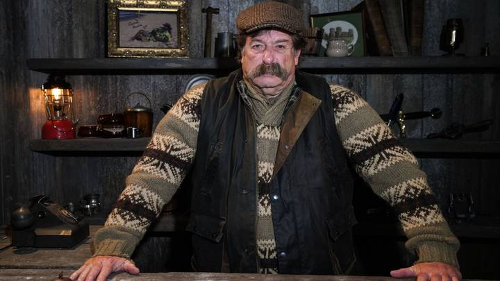 I'm A Celeb Fans Reckon They've Sussed Who Kiosk Cledwyn Really Is