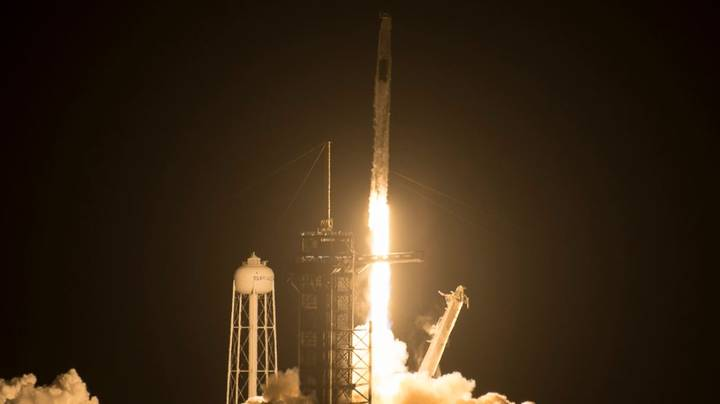 People Stunned By 'Coolest Ever' SpaceX Launch