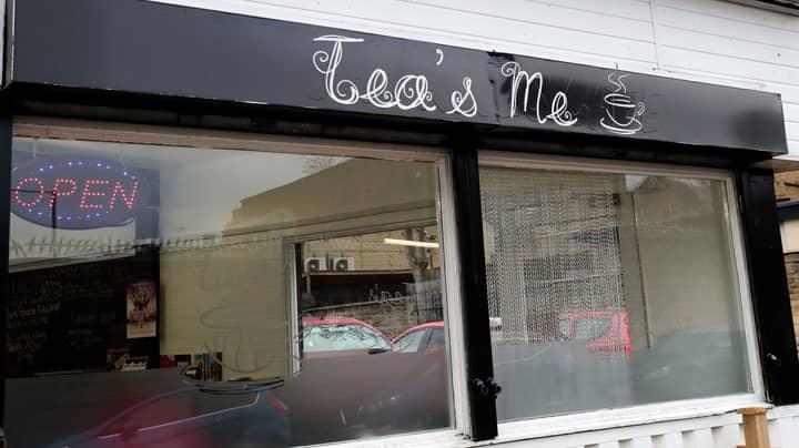 Café Enjoys Surge After Partners Spot Suspicious Name On Receipts