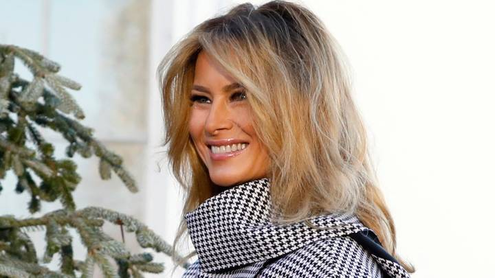 Melania Trump Breaks 70-Year Tradition And Won't Give Jill Biden A Tour Of The White House