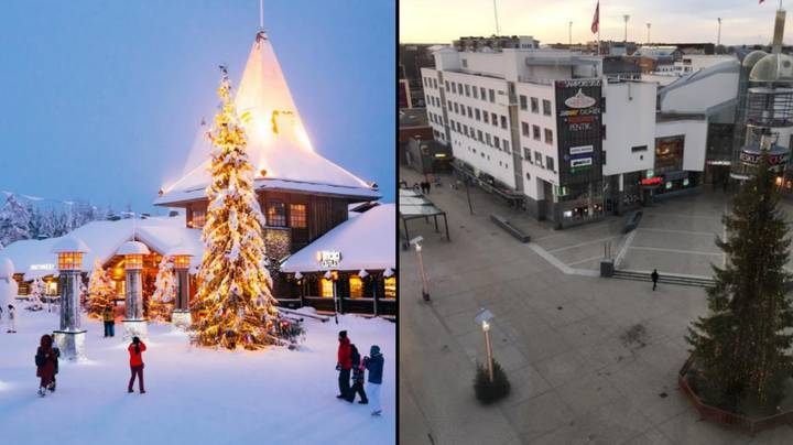 Holidays To Lapland Cancelled Because There Hasn't Been Any Snow Yet