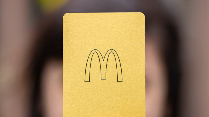 McDonald's Launch VIP Gold Card With A Year's Worth Of Free Food