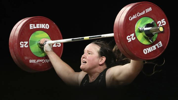 Laurel Hubbard Is Out Of Olympic Women's Weightlifting Competition