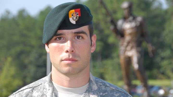 Soldier Injured In Afghanistan Qualifies As An Elite US Army Sniper