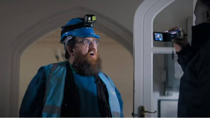Watch The First Trailer For Simon Pegg And Nick Frost's New Series Truth Seekers