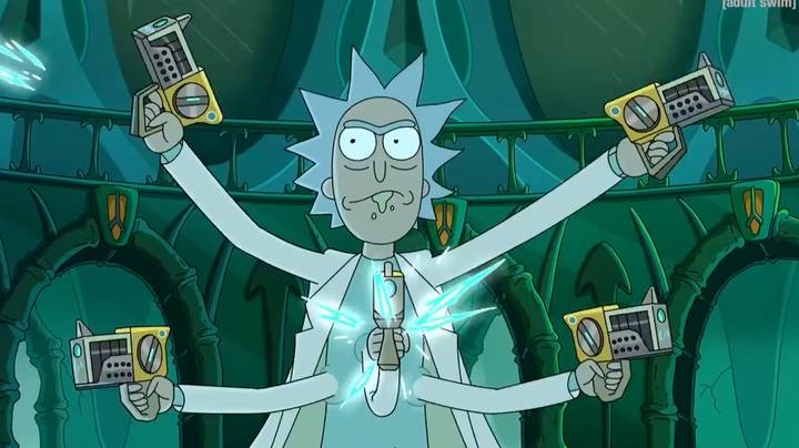 New Rick And Morty Episodes Will Be Released From May 3