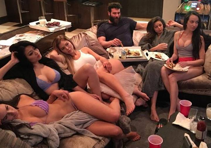 Dan Bilzerian Has Put His Las Vegas Mansion Up For Sale