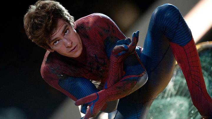 Andrew Garfield Finally Responds To Rumours He's In Spider-Man: No Way Home