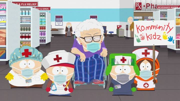 South Park's New Vaccination Special Takes Aim At QAnon Conspiracy Theorists