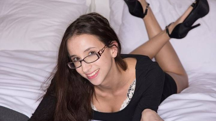 Former Adult Film Star Student Belle Knox Is Now At Law School