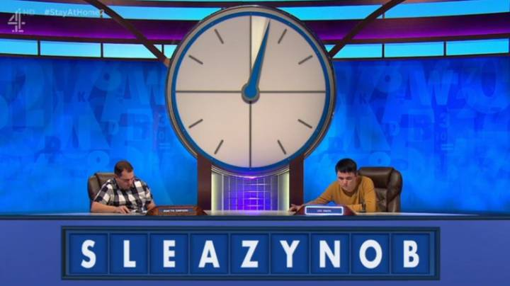 Countdown Viewers Shocked As Contestants Tasked With Solving Rude Conundrum