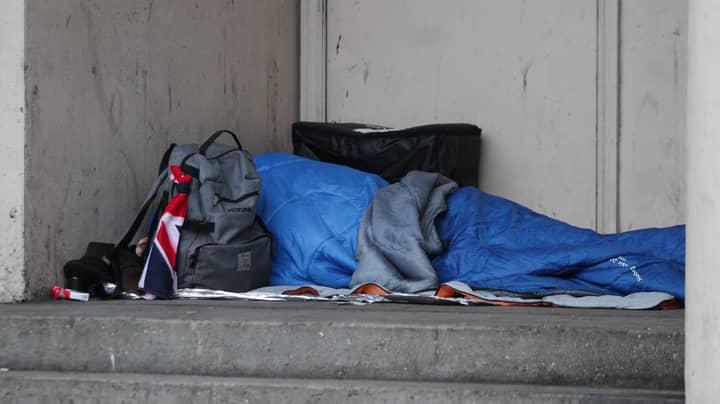 Around 13,000 British Veterans Are Homeless And Struggling With PTSD
