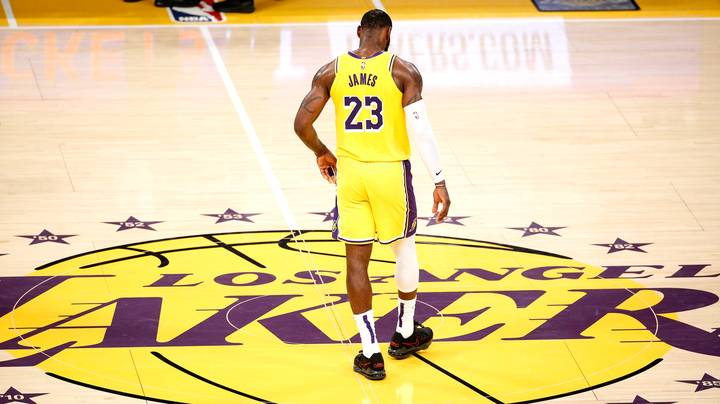 LeBron James Says He Won't Be Playing If NBA Bans Fans Due To Coronavirus