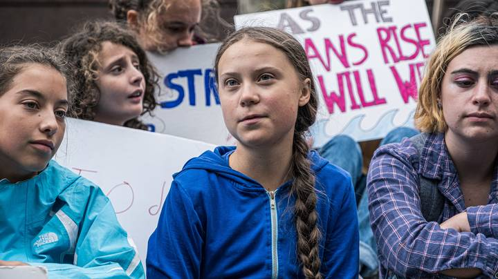 Greta Thunberg Is Bookies' Favourite To Win The Nobel Peace Prize