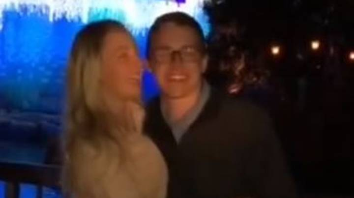 Woman Shares Unfortunate Reaction After Boyfriend Surprises Her With Disneyland Proposal