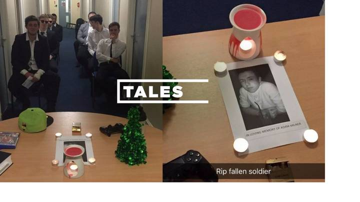 TheLADbible Remembers Adam Milner, Aged 21, Lost Tragically To A Girlfriend