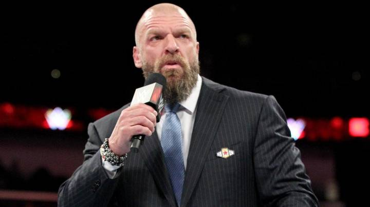 Triple H Apologises Over 'Terrible' Joke About Paige's Sex Life