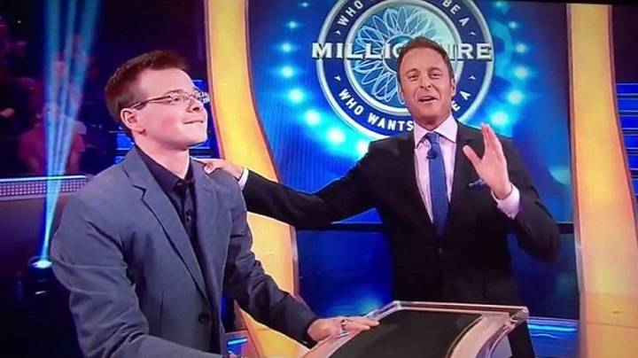 Who Wants To Be A Millionaire Contestant Got First Question Wrong After Bragging About Being 'Smart'