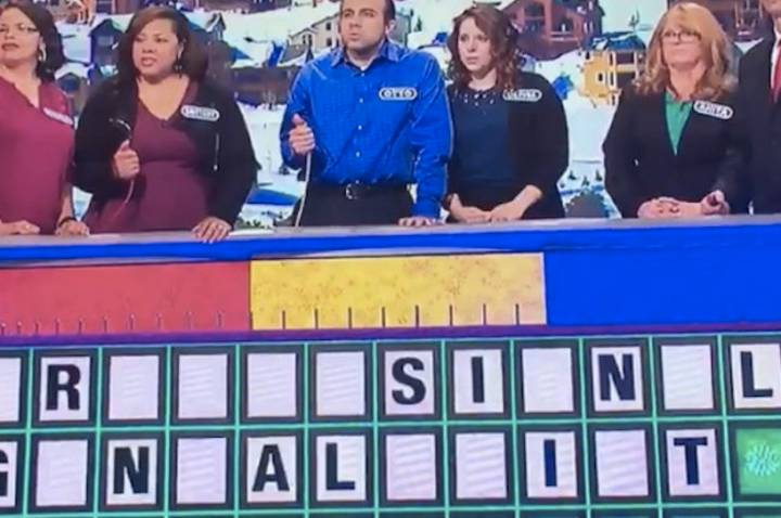 This ​'Wheel of Fortune' Spelling Fail Is Truly Terrible