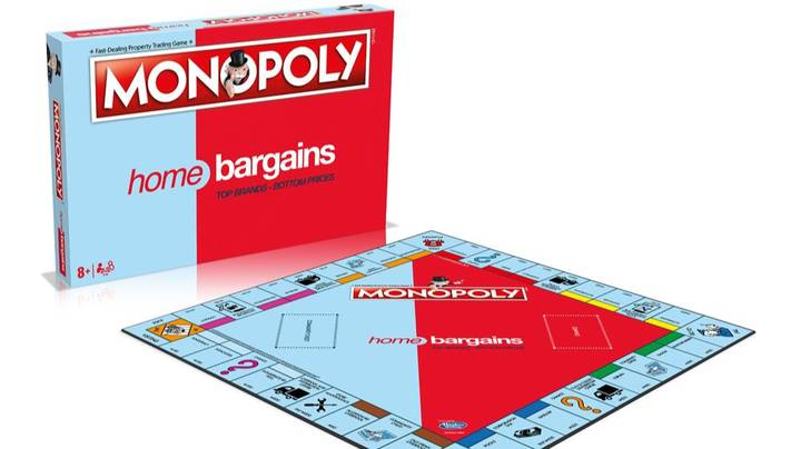 There's Now A Home Bargains Edition Of Monopoly