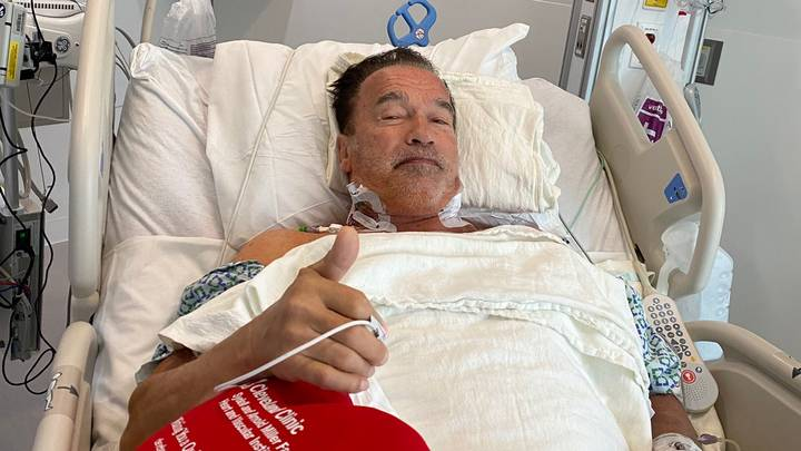 Arnold Schwarzenegger Says He Feels 'Fantastic' After Undergoing Another Heart Surgery