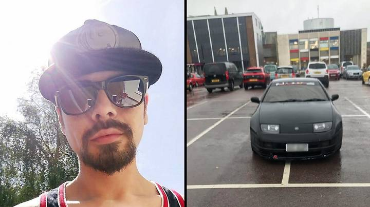 Petrolhead Defends His Right To Park His Car Across Two Spaces