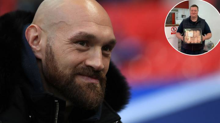 Tyson Fury's Butcher Has To Make 200-Mile Round Trip To Deliver His Meat Each Month