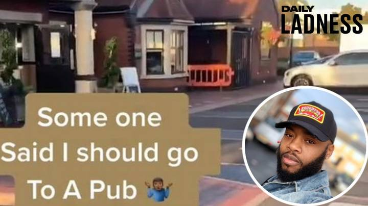 American Man Goes Viral For Honestly Reviewing UK Carvery On TikTok