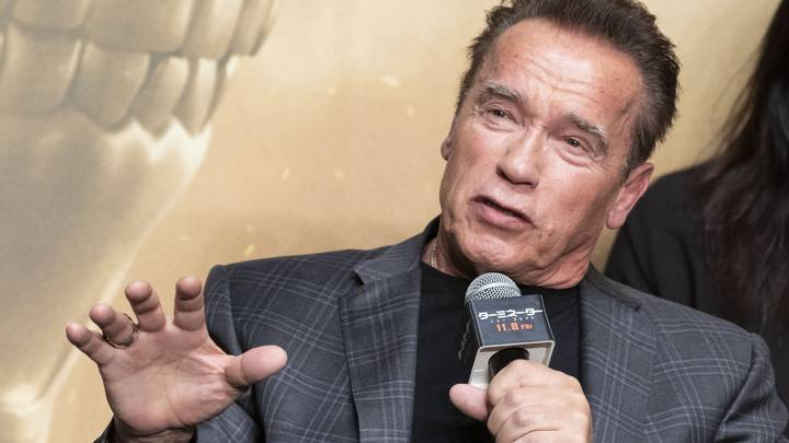 Arnold Schwarzenegger Isn't Scared Of Death, It Just 'P***es' Him Off