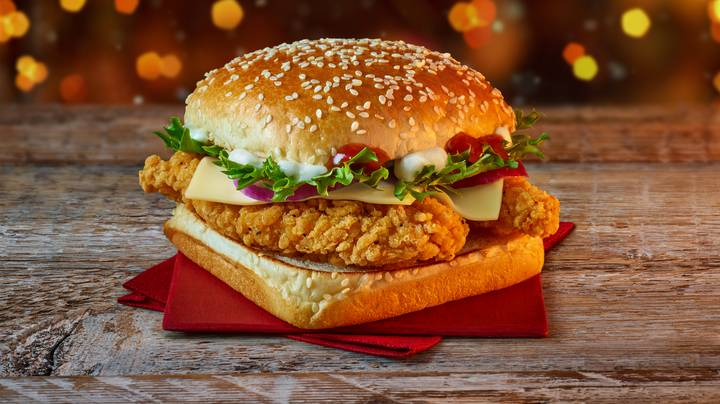 McDonald's Has Launched Its Christmas Menu With A New Addition