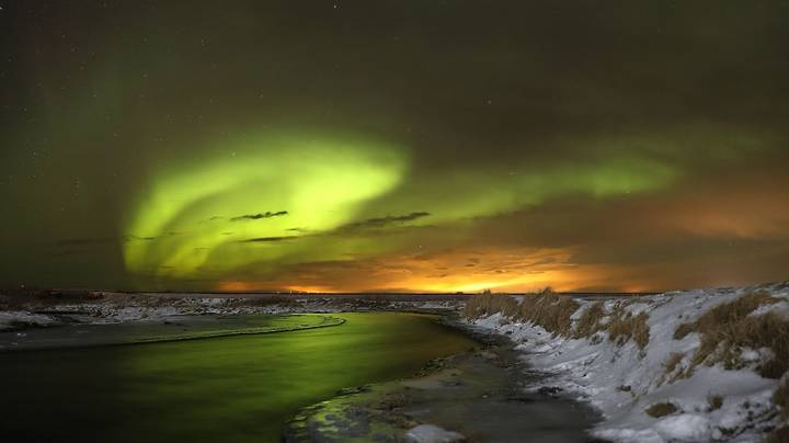 The Northern Lights Set To Be Visible In British Skies Tonight