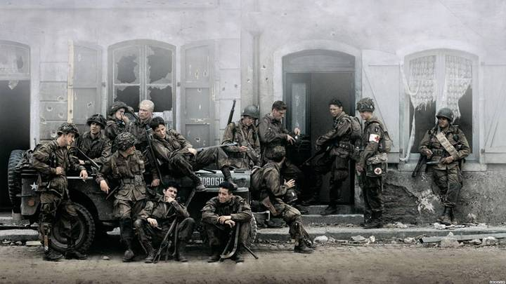 The Real Story Behind The 'Band Of Brothers' Is Nothing Short Of Inspirational