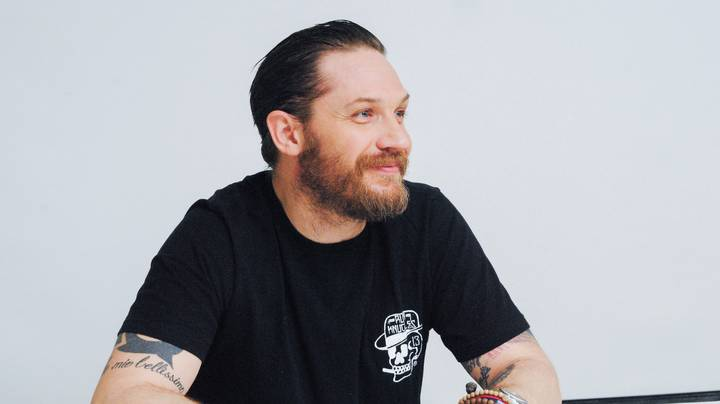 If You've Ever Wanted To Be In A Movie With Tom Hardy, Now's Your Chance