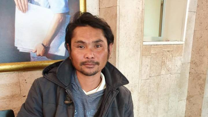 Thai Chef Who Went Missing For 43 Days Found After Mammoth Drinking Bringe
