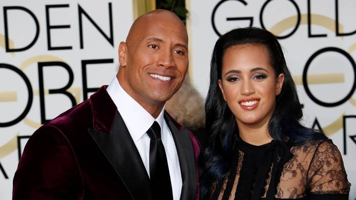 The Rock's Daughter Simone Johnson Has Started WWE Training
