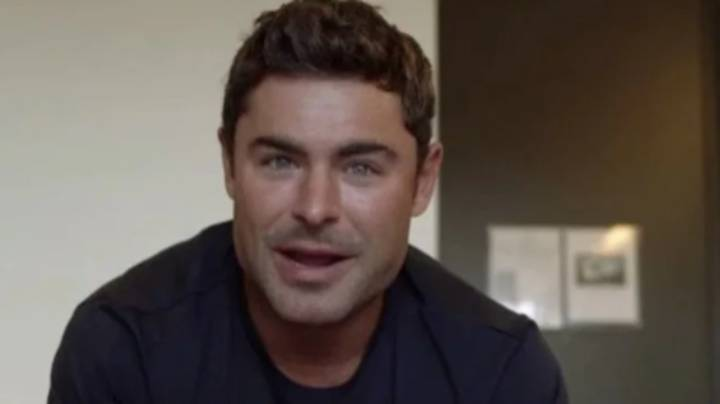 Fans Shocked By Zac Efron's Face In Earth Day Video