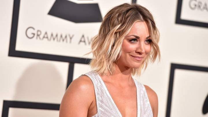 Kaley Couco Takes Her Golden Globes (Her Words) To The Golden Globes