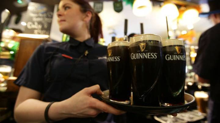 The Guinness Storehouse Is Set To Open As A Christmas Market