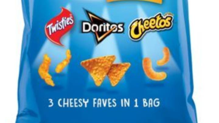 You Can Now Get Doritos, Twisties And Cheetos In One Packet